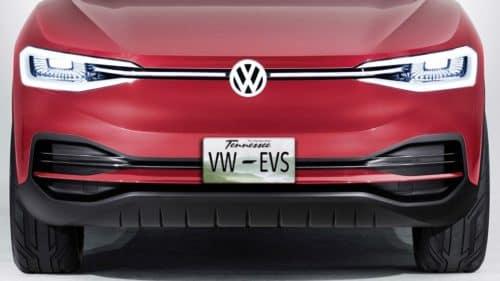 VW Concept EV