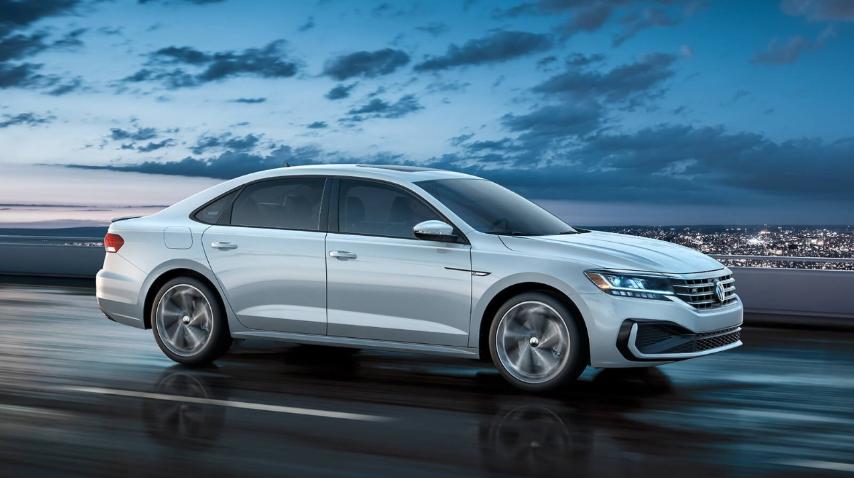 Finance or Lease 2020 VW Passat near Brooklyn