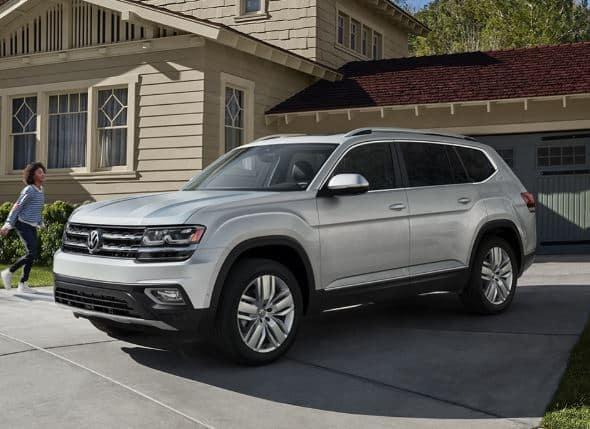 Finance or Lease 2021 Volkswagen Atlas near Brooklyn