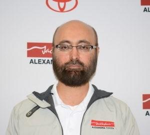 Shoukat Achagzai