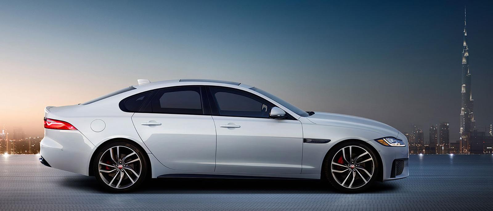 Jaguar XF Profile
