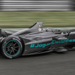 Jaguar I-Type Formula E Racing