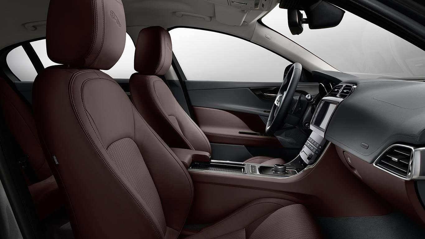2018-jaguar-xe-interior-brown-seats