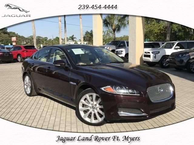 2013 Jaguar XF Supercharged AWD
