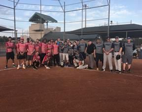 Employee Softball team