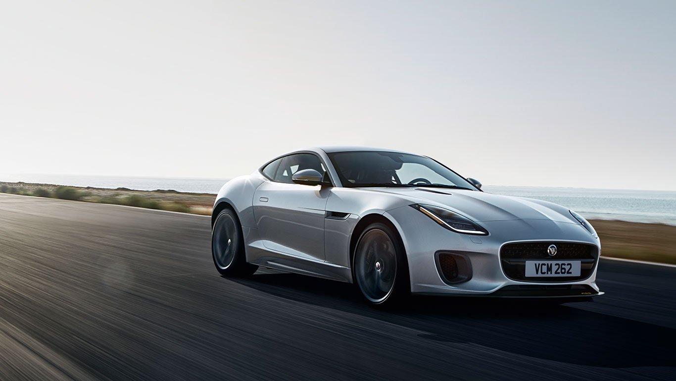 2018 Jaguar F-TYPE Coupe