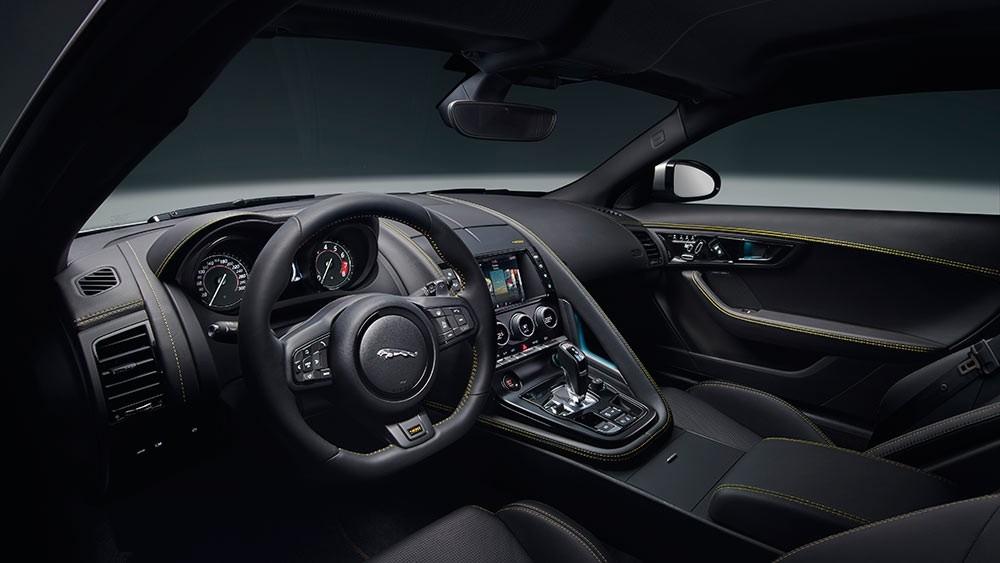 2018 Jaguar F-Type Front Seat