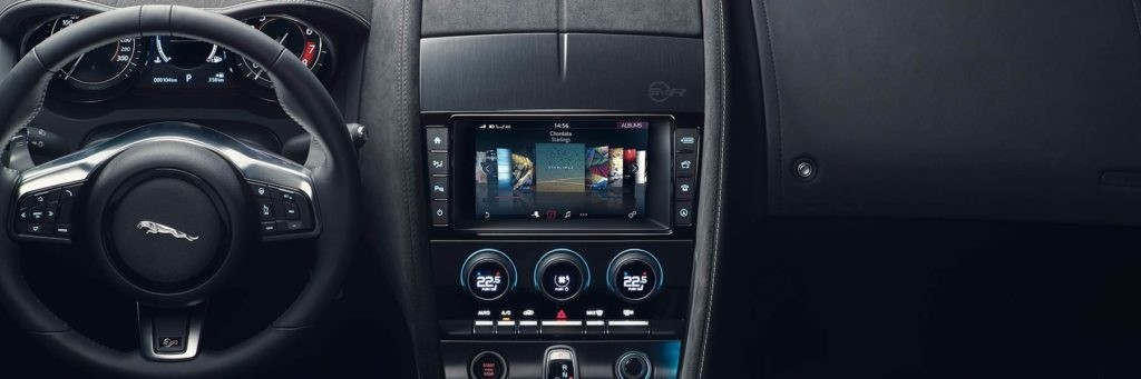 pair your jaguar f type bluetooth and smartphone jaguar fort myers