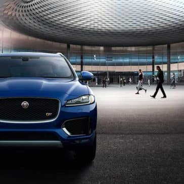 2019 Jaguar F-Pace Exterior Gallery 2