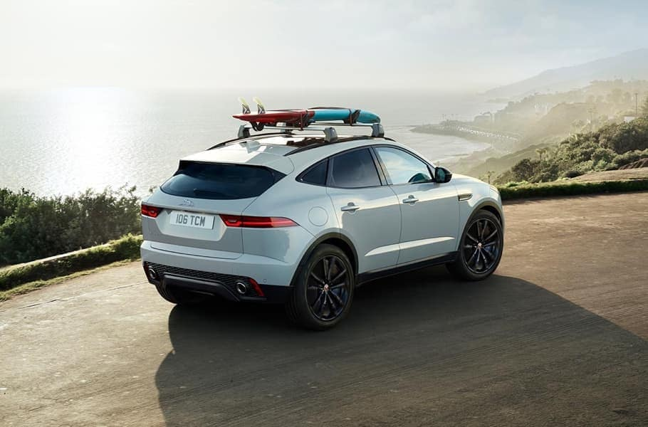 2019 Jaguar E-PACE view