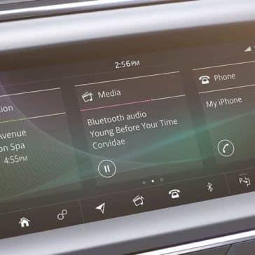 2019 Jaguar E-PACE technology