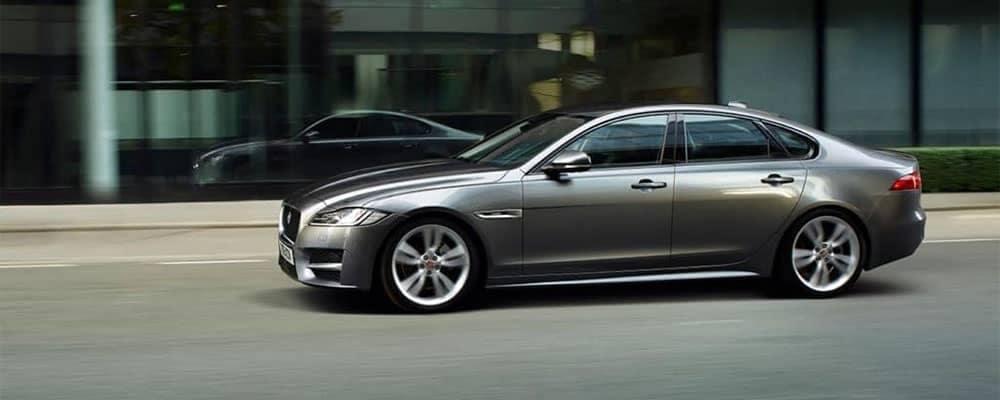 Jaguar Model Driving