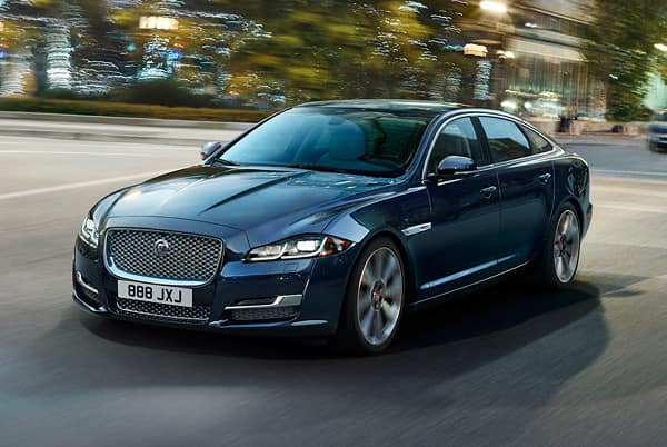 2019 Jaguar XJ models