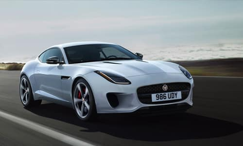 2019 Jaguar F-TYPE 2.0 L 296 HP Coupe