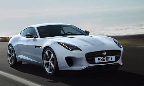 2020 Jaguar F-TYPE 2.0 L 296 HP Coupe