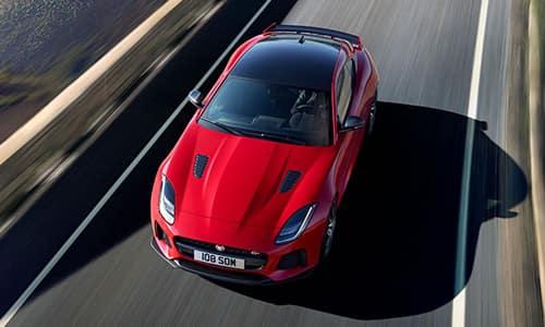 2018 Jaguar F-Type Coupe 2.0L