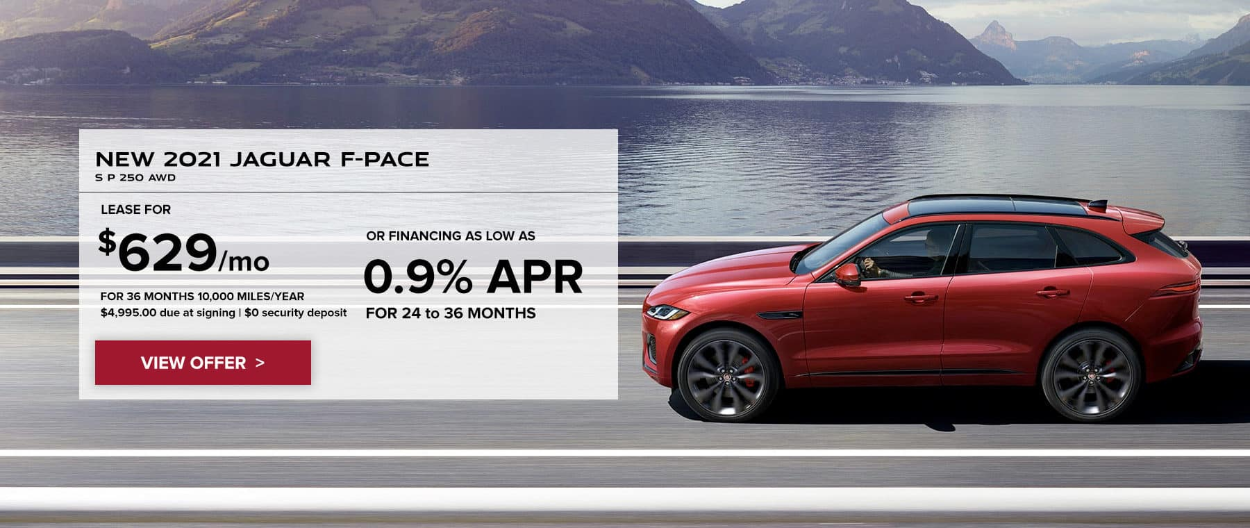 F-PACE Special