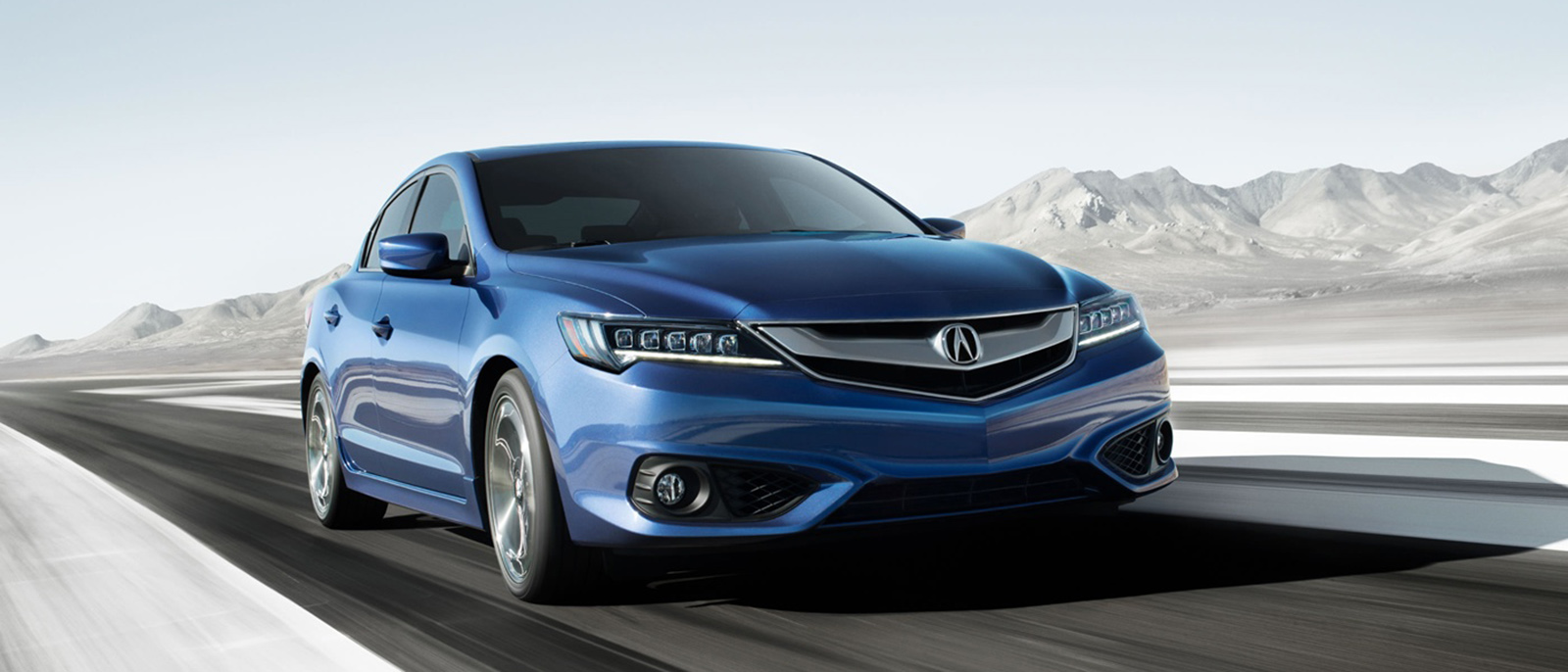 2017 Acura ILX Driving