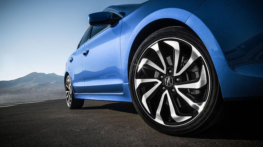 2017 Acura ILX Blue