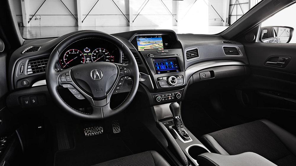 2017 Acura ILX Dash
