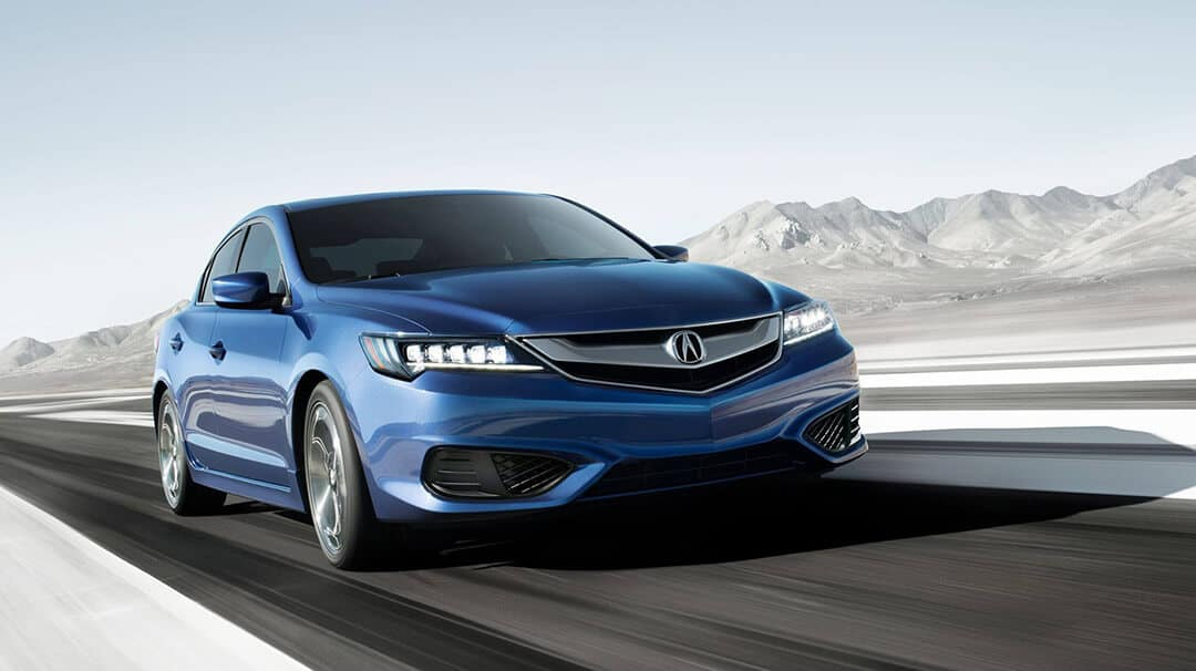 2018 Acura ILX with Special Edition Package