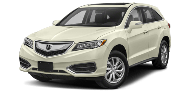 2018 Acura RDX comparison