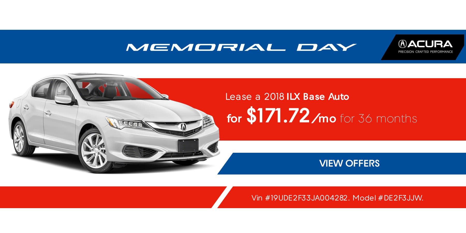 Jeffrey ILX May Offer