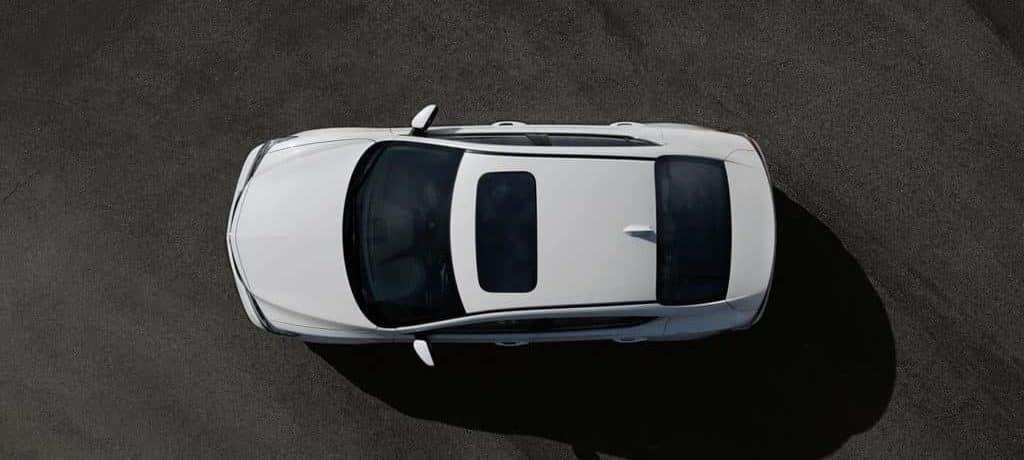 2018 Acura ILX Birdseye