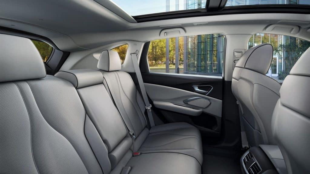 2018 Acura RDX Interior Seats