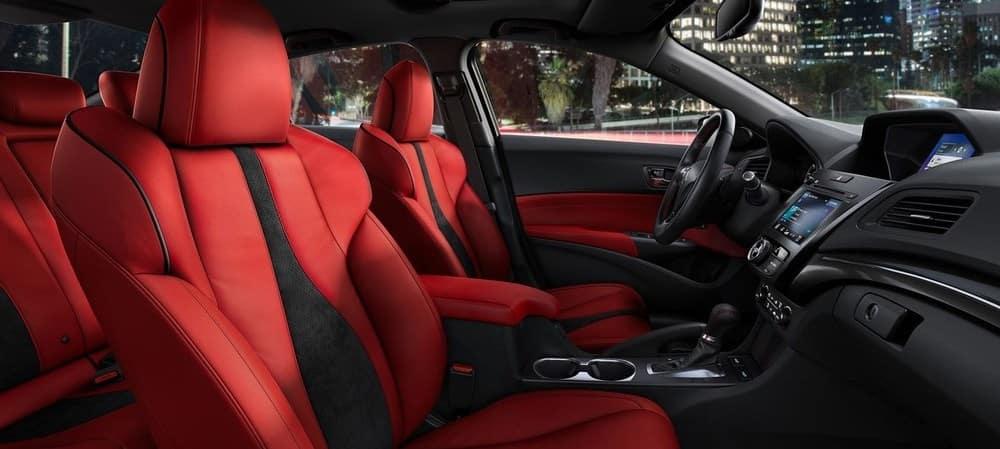 2019 Acura ILX Dimensions