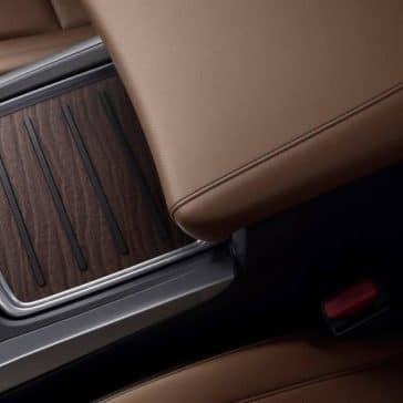 center console of 2019 Acura MDX