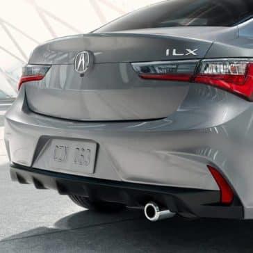 2019 Acura ILX rear exterior