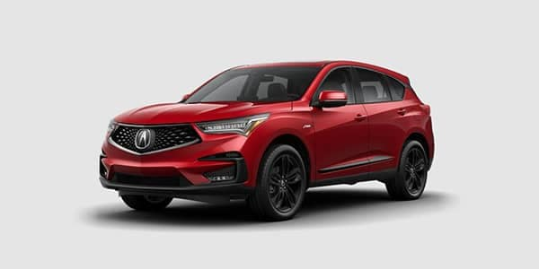 2019 Acura RDX A-Spec Package