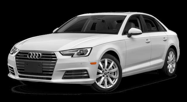 2018 Audi A4 in White