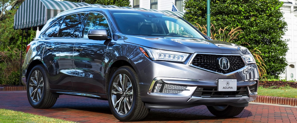 2019 Acura MDX Outdoors