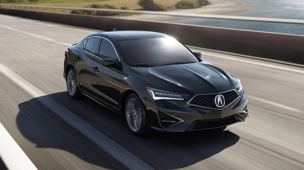 2019 ILX Driving