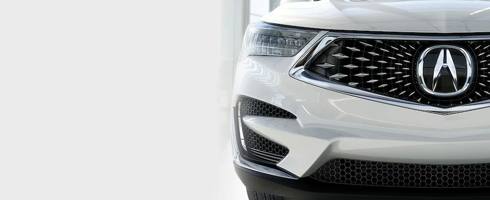 2019 RDX grille