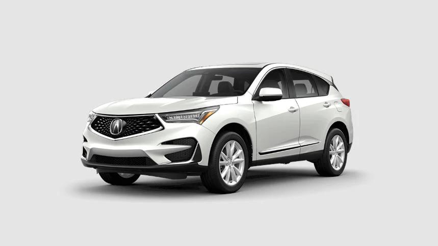 2020 RDX Platinum White Pearl
