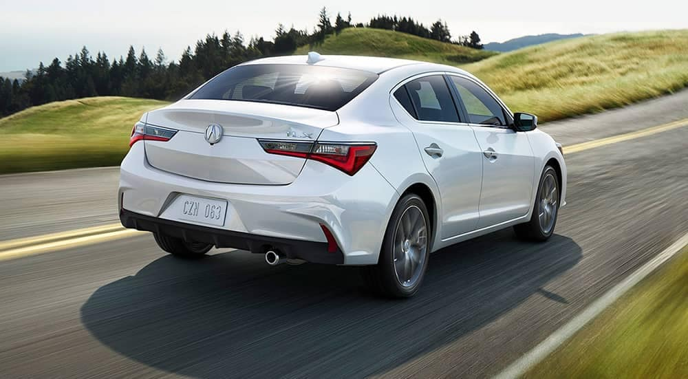 2020 Acura ILX Rear