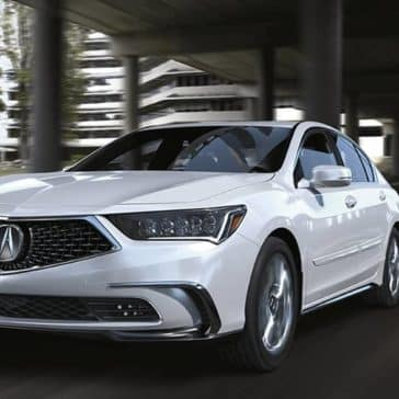 2020 Acura RLX Driving