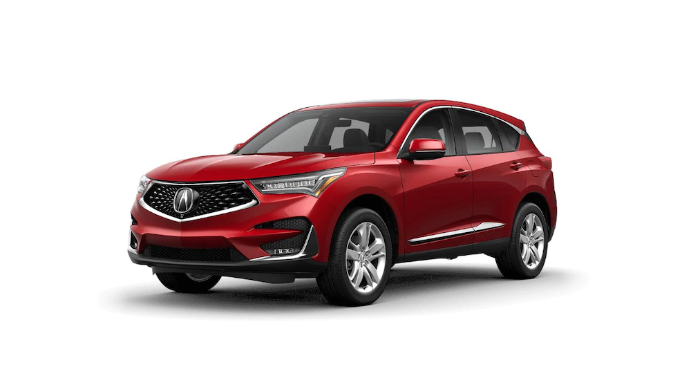 2020 RDX with Advance Package