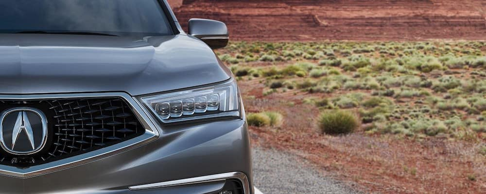 2020 Acura MDX grille