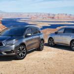 2020 Acura MDX models