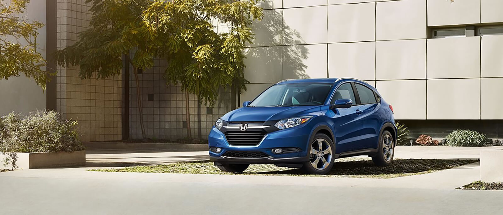 2017 Honda HR-V Blue