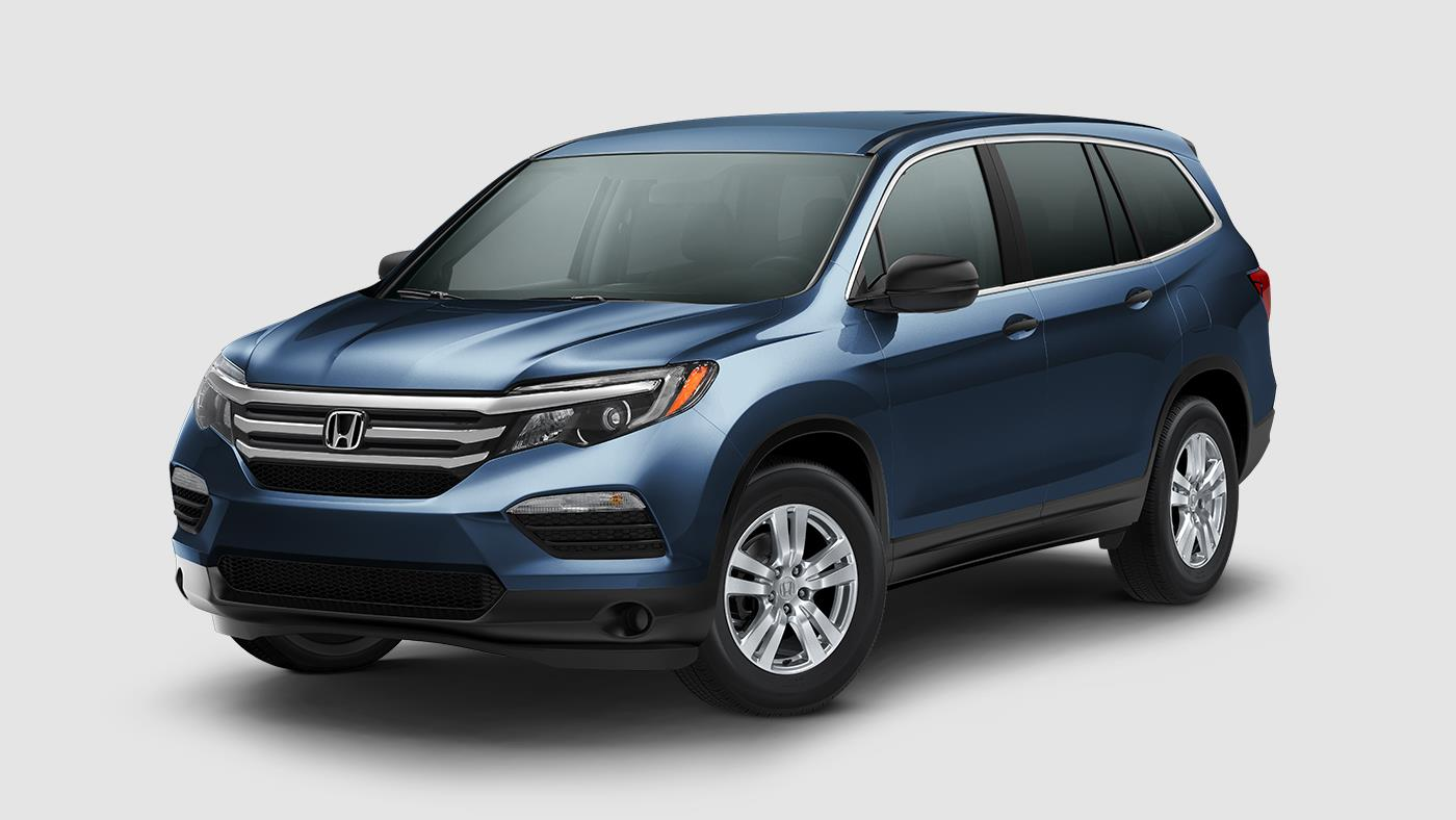 The 2017 honda pilot is at jeffrey honda for Honda pilot images