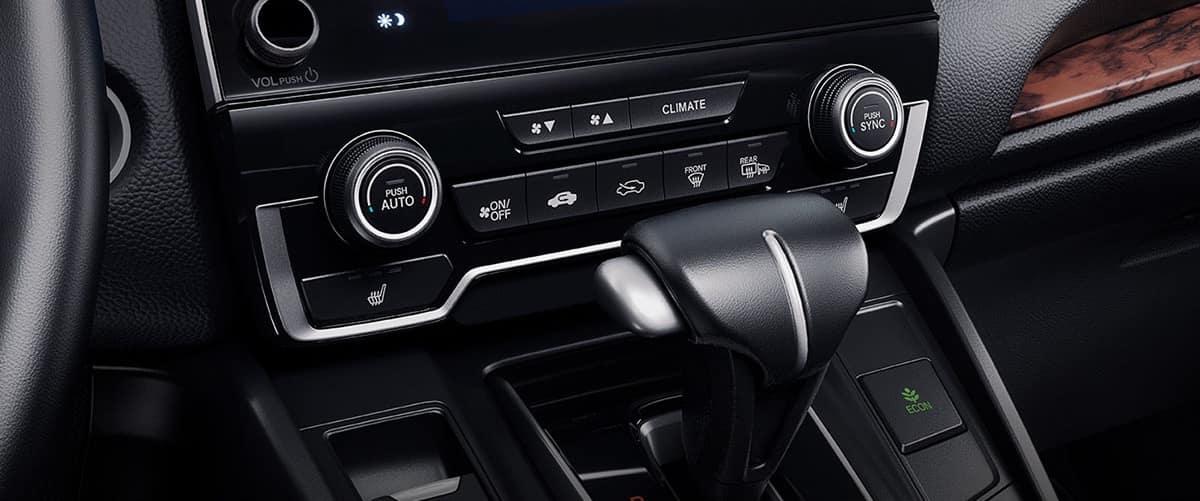 2017 Honda CR-V interior features