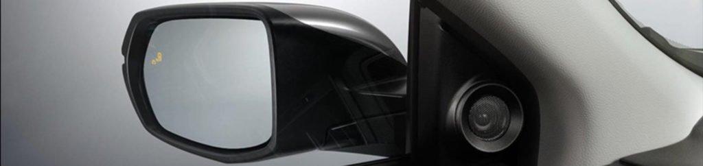 Honda Sensing Blind Spot Information System