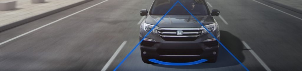 Honda Sensing Collision Mitigation Braking System