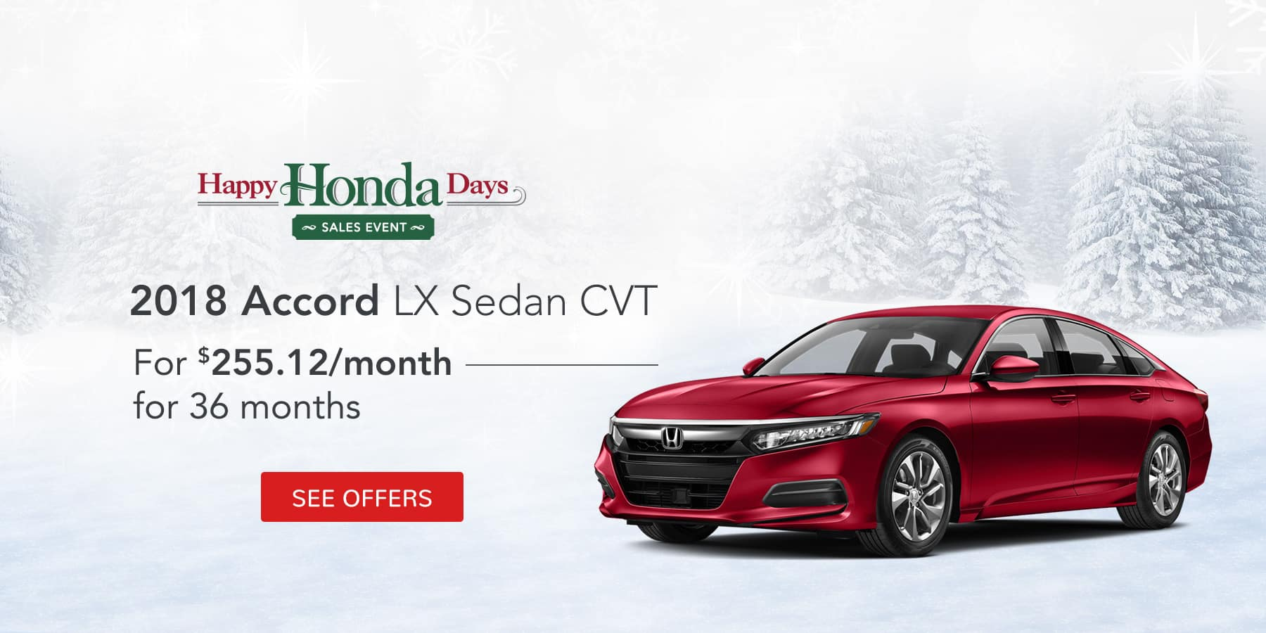 Accord December Offer Jeffrey Honda