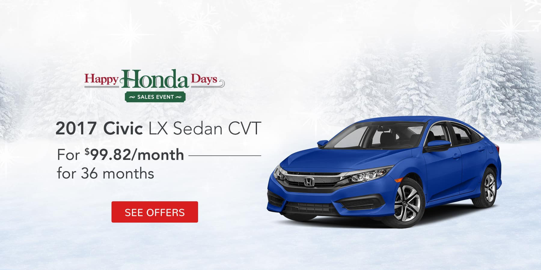 Civic December Offer Jeffrey Honda